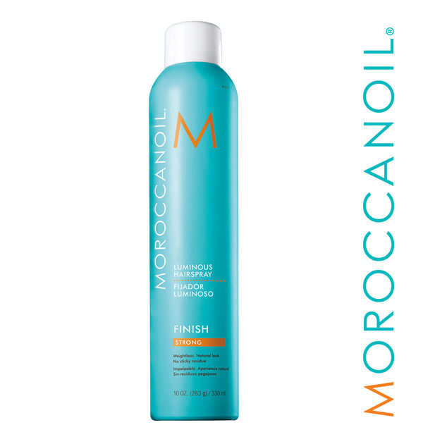 Moroccanoil Strong Luminous Hairspray 330ml