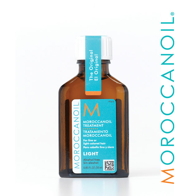 Moroccan oil Treatment Light 25ml